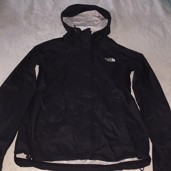 557578a45 North Face Rain Jacket - S
